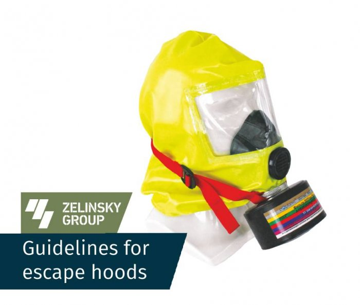 Guidelines for escape hoods