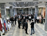 Exhibition of civil products for Latin America