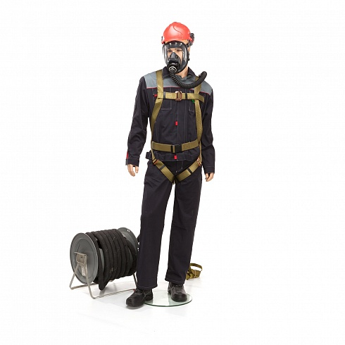 Breathing apparatus PSH-1, PSH-2